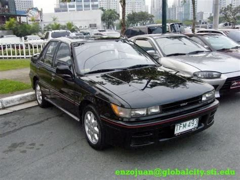 Mitsubishi Lancer Dangan 91 cedric03 1992 mitsubishi lancer s photo gallery at cardomain