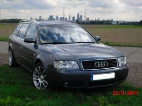 Audi A6 2003 Specs 2003 Audi A6 4b C5 Pictures Information And Specs
