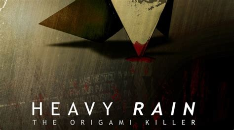 The Origami Killer - heavy the origami killer xone