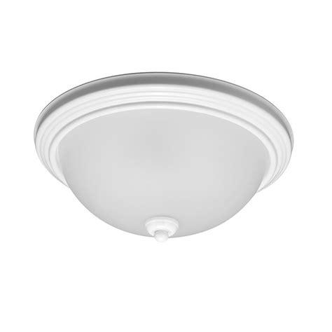 sea gull lighting 79364ble 15 ceiling flush mount 2