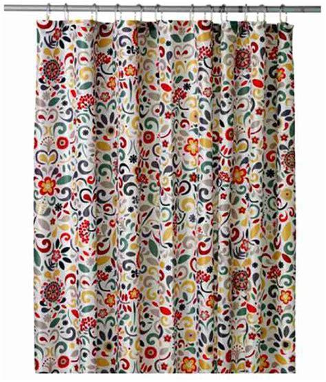 ikea shower curtain rings ikea akerkulla shower curtain with curtain rings buy