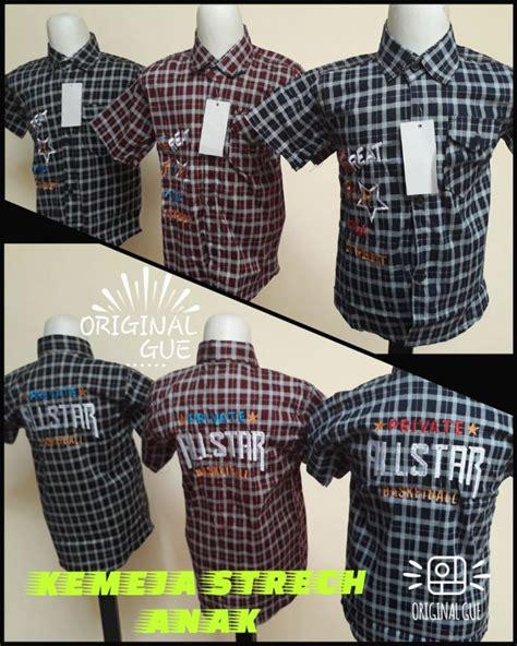 Baju Setelan Gamis Anak Laki Alamwa Baru Bahan Cotton C Limited pusat grosir kemeja stretch anak laki laki murah bandung