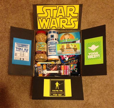 star wars care package starwarscarepackage