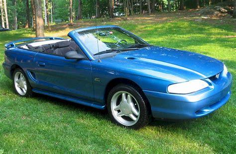 94 mustang gt horsepower 1994 mustang gt