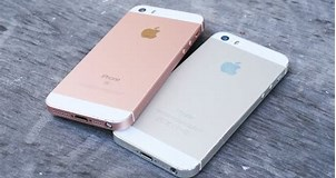 Image result for iPhone 5S vs SE 2016. Size: 302 x 160. Source: www.youtube.com