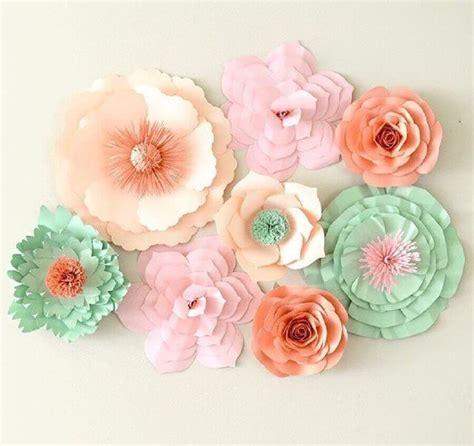 Flores Maxy maxi flor de papel veja o passo a passo de como fazer