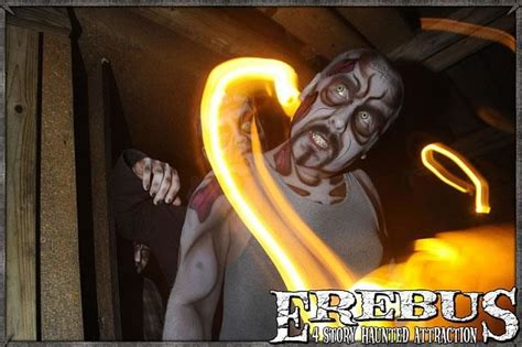 erebus haunted house erebus haunted attraction michigan haunted houses