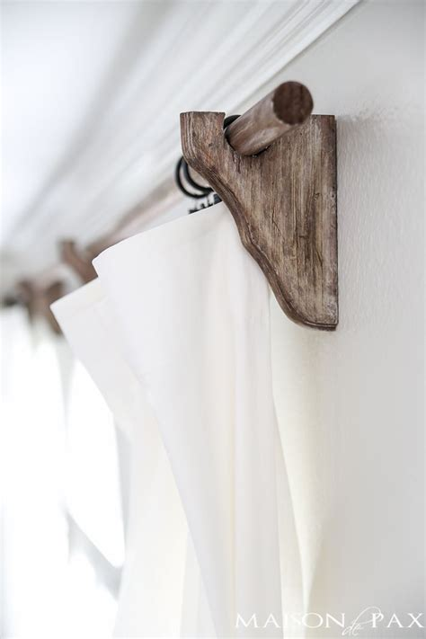 wooden rods for curtains best 25 restoration hardware curtains ideas on pinterest