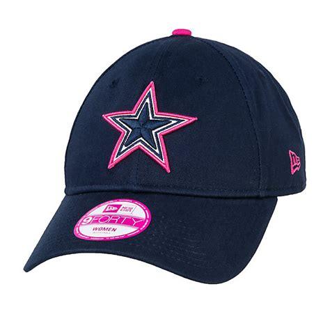 dallas cowboys bca womens 9forty hat adjustable hats