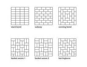 backsplash layout floor tile patterns plan there are many tile patterns