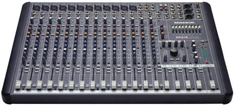 Mixer Crimson 16 Channel mackie cfx16mkii 16 channel live sound mixer w fx pssl