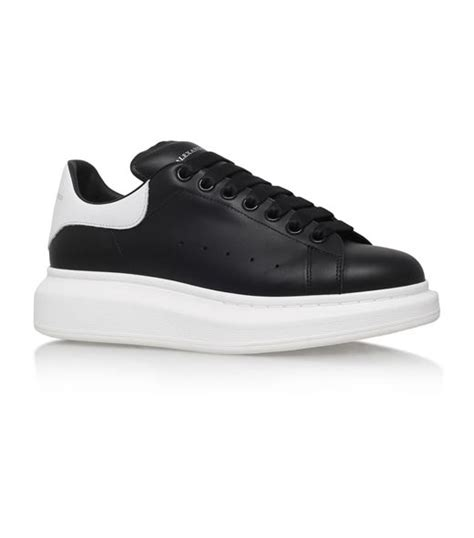 mcqueen mens sneakers mcqueen mens shoes harrods