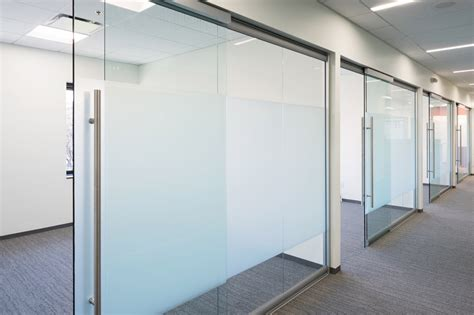 glass office door hardware nxtwall glass fronts glass wall panels and glass
