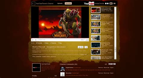 youtube layout through the years i really miss the old youtube layout youtube