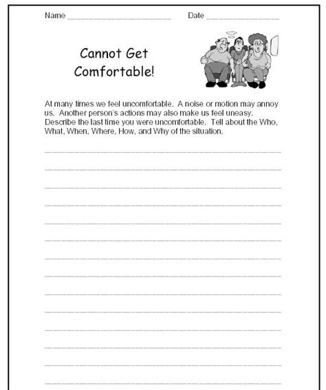 Creative Writing Worksheets For Grade 7 by Creative Writing Exercises Grade 7 Custom Writing At