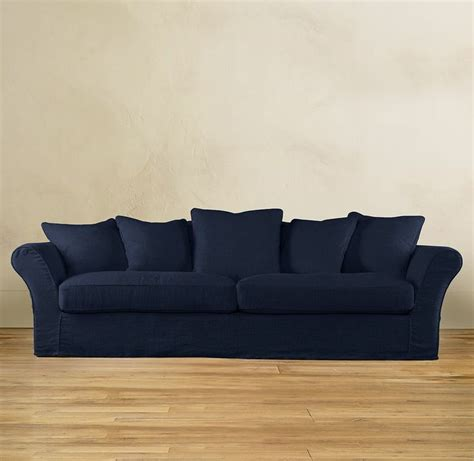 navy sofa cover 52 best sofa s images on pinterest sofas chairs and couch
