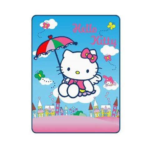 Blossom Selimut Hello 1 selimut kintakun jual selimut karakter selimut karakter anak murah selimut murah