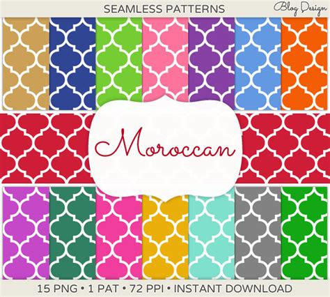 seamless quatrefoil pattern seamless moroccan tile patterns quatrefoil blog by blogdesign