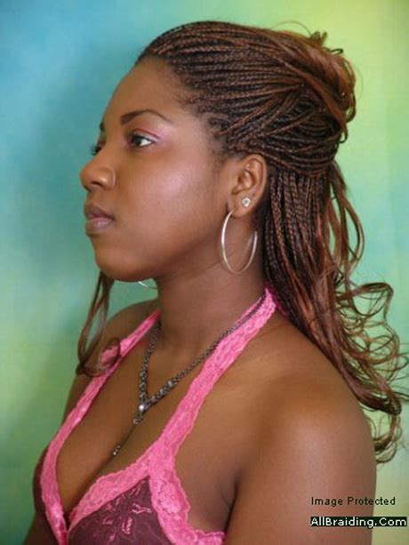 micro braids hairstyles pictures updos micro braid hairstyles pictures