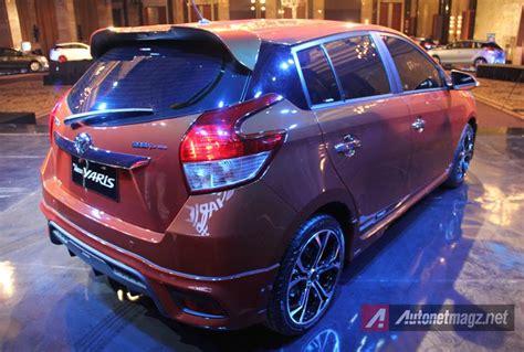 Lu Belakang Mobil Yaris Toyota Yaris 2014 Belakang