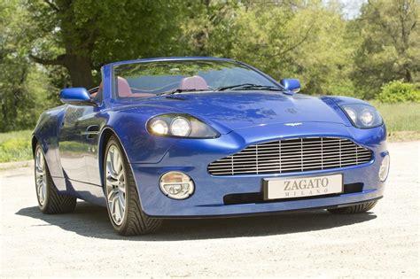 2004 Aston Martin by 2004 Aston Martin V12 Vanquish Zagato Roadster Aston