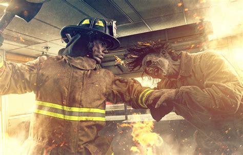 firefighter screensavers  wallpapers wallpapersafari