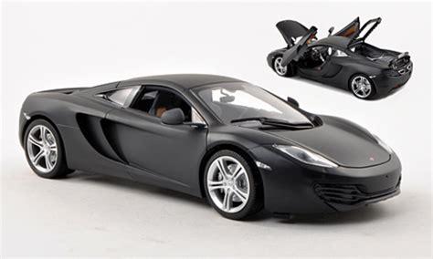 mclaren mp4 12c buy mclaren mp4 12c matt black 2011 minichs diecast model