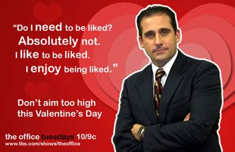 the office valentines cards tbs the office quotes quotesgram