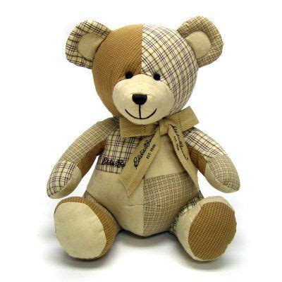 Patchwork Stuffed Animal Patterns - resultado de imagen de patterns for patchwork teddy bears