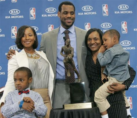 lebron james mom biography lebron james posts open letter to his absentee father on