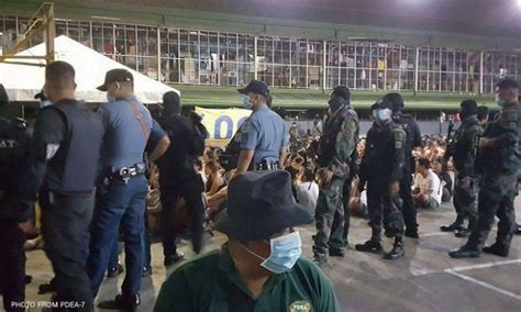 palace strip search justified   naked detainees