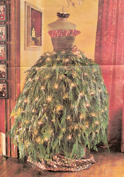 love it instead of a christmas tree pretty cool idea