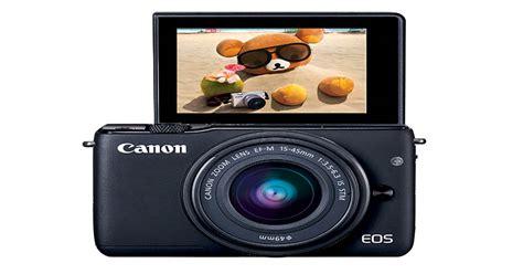 Kamera Canon M10 Terbaru kamera terbaru canon eos m10 cocok untuk bertualang