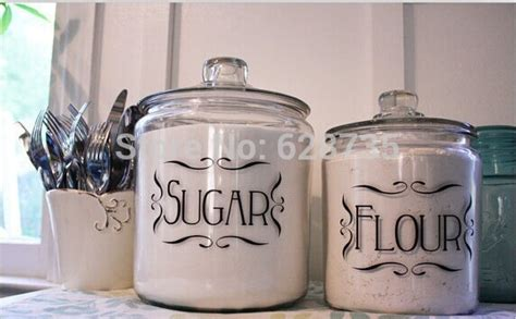 Wall Decor Stickers Online Shopping kitchen canister labels reviews online shopping kitchen