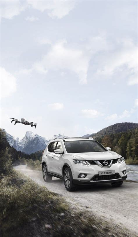 Lu Projector Nissan X Trail nissan luxembourg voitures citadines crossovers