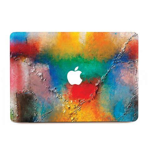 Macbook Deckel Aufkleber by Bunte Farben Macbook Skin Aufkleber