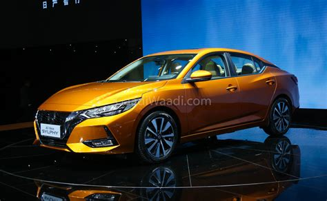 2019 Nissan Sylphy by Nissan Revealed Sylphy Sedan At 2019 Auto Shanghai
