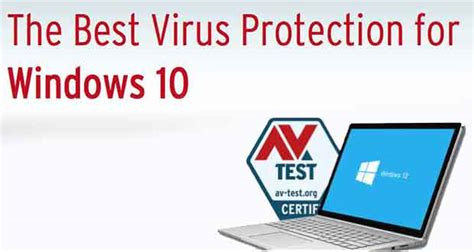 test antivirus windows 10 quel est le meilleur antivirus ginjfo