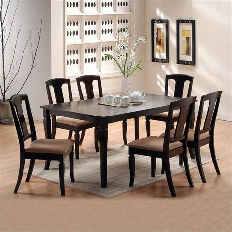 7 dining room set dining room sets with wide range choices designwalls