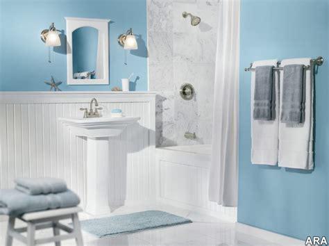 bleu house gris et bleu deux couleurs en osmose dans la salle de