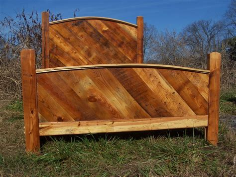 Custom Made Bed Frames Buy A Crafted Custom Bed Frame Made From Reclaimed Pine Made To Order From The Strong Oaks
