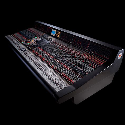 neve recording console neve 88rs recording console vintage king audio