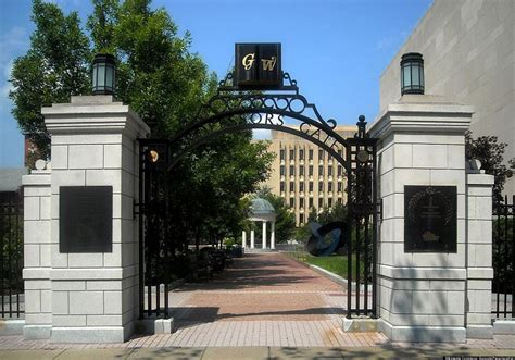 The George Washington Mba Ranking by George Washington Loses U S News Best