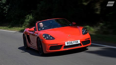 Used Cars Porsche by Used Porsche 718 Boxster Cars For Sale On Auto Trader