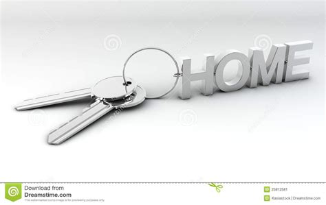 to hone to new home stock illustration image of ring house