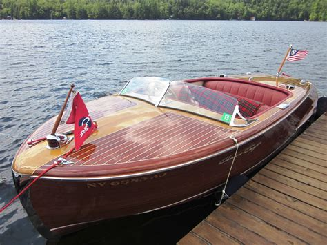 chris craft boats do classic chris craft rivieras get the respect they