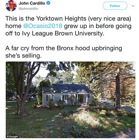 alexandria ocasio cortez yorktown heights this is yorktown heights alexandria ocasio cortez know