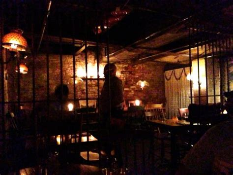 Dining Room Tables Nyc by La Esquina Mexican Brasserie Soho New York City