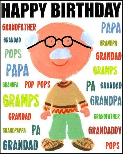 Birthday Greeting Cards For Grandfather Lollipopbazar Blogs Birthday Wishes For Grandpa