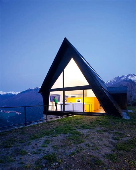 a frame style homes 30 amazing tiny a frame houses that you ll actually want
